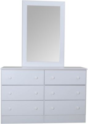 Kith Furniture White Mirror