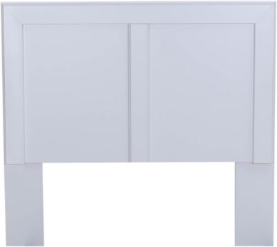 Kith Furniture White Twin Headboard