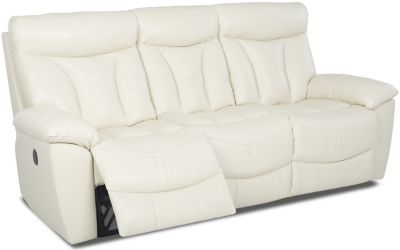 Klaussner Deluxe Leather Power Reclining Sofa