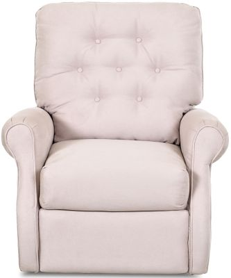 Klaussner Virgo Cream Power Recliner