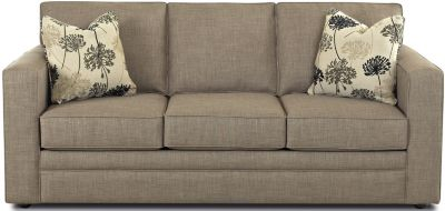 Superbe Klaussner Berger Queen Sleeper Sofa