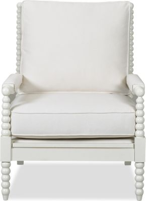 Klaussner Rocco Frost Accent Chair