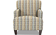 Klaussner Tanner Hexagon Accent Chair