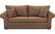 Klaussner Holly Mocha Queen Sleeper Sofa