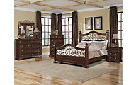 Klaussner San Marcos 4-Piece King Bedroom Set