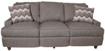 Klaussner Empress Sofa with Power Footrest