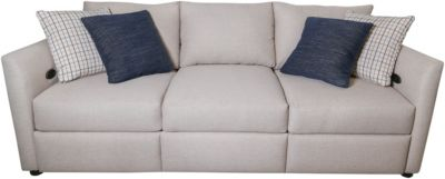 Klaussner Atlanta Sofa With Footrest