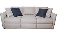 Klaussner Atlanta Sofa with Power Footrest
