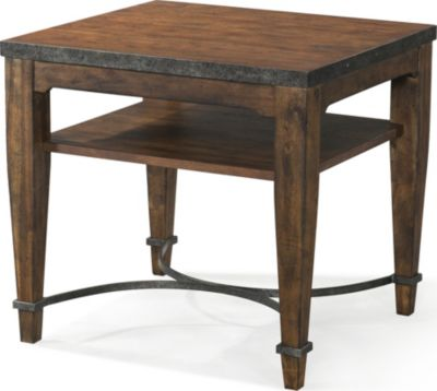 Klaussner Ginkgo Trisha Yearwood Side Table