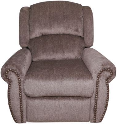 Klaussner Cliffside Tan Rocker Recliner