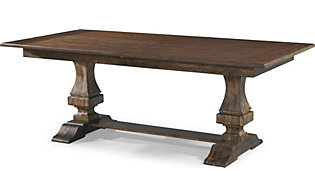 Klaussner Trisha Yearwood's Trestle Table