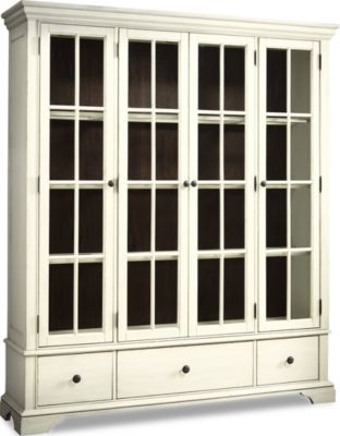 Klaussner Trisha Yearwood Monticello Display China Cabinet