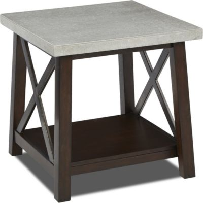 Klaussner Viewpoint End Table