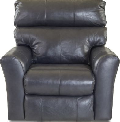 Klaussner Xavier Leather Power Reclining Chair