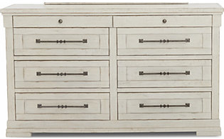Klaussner Retreat Dresser