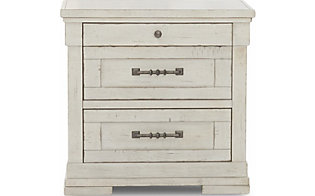 Klaussner Retreat Nightstand