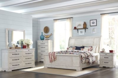 Klaussner Retreat 4-Piece King Bedroom Set