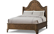 Klaussner Trisha Yearwood Queen Shelter Bed