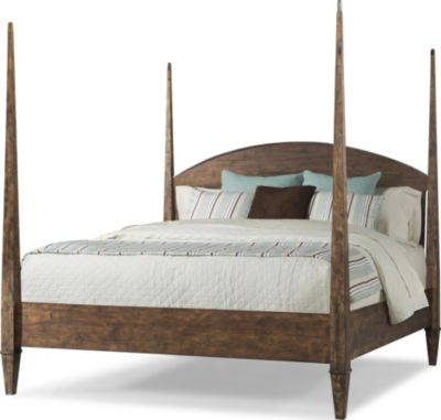 Klaussner Trisha Yearwood King Poster Bed