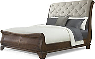 Klaussner Trisha Yearwood Dottie Upholstered King Bed