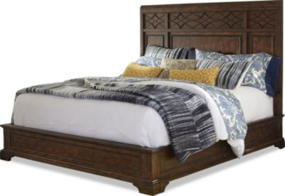 Klaussner Trisha Yearwood Queen Panel Bed