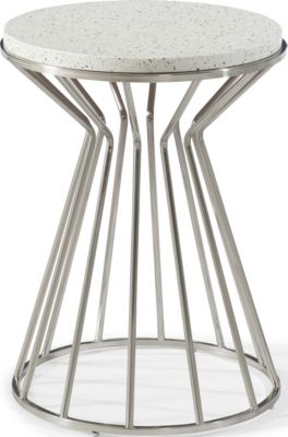Klaussner Simply Urban Round End Table