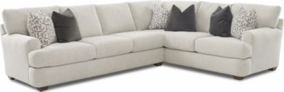 Klaussner Haynes 2-Piece Sectional
