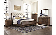 Klaussner Trisha Yearwood Dottie 4-Piece Queen Bedroom Set