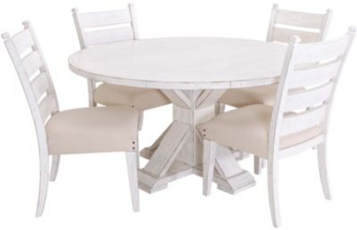 Klaussner Trisha Yearwood Coming Home 5-Piece Dining Set