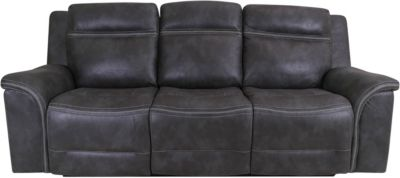 Klaussner Huxley Power Headrest Reclining Sofa