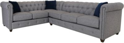 Klaussner Beech Mountain 2-Piece Sectional