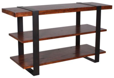 Klaussner Timber Sofa Table