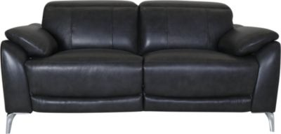 K Motion KM515 Collection Leather Power Motion Loveseat