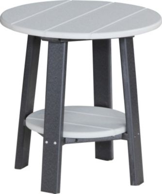 Amish Outdoors Deluxe Outdoor Side Table