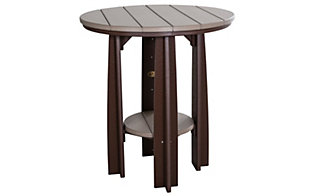 Amish Outdoors Balcony Table