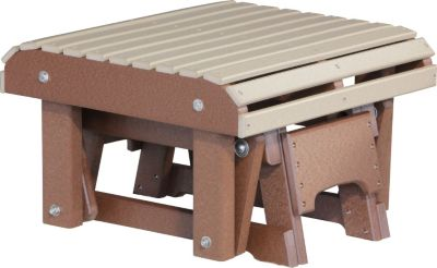 Amish Outdoors Classic Gliding Footrest