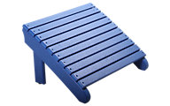 Amish Outdoors Deluxe Adirondack Footrest