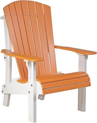 Amish Outdoors Royal Tall Adirondack Chair