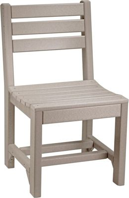 Amish Outdoors Island Patio Dining Chair