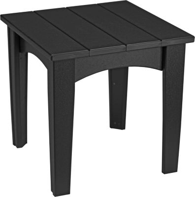 Amish Outdoors Island Outdoor Side Table