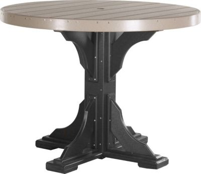 Amish Outdoors 48 Inch Round Counter Table