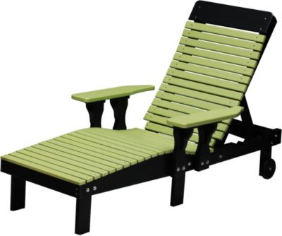 Marvelous Amish Outdoors Outdoor Chaise Lounge Chair Inzonedesignstudio Interior Chair Design Inzonedesignstudiocom
