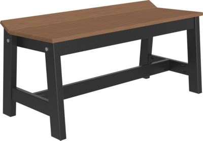 Amish Outdoors 41 Cafe Dining Bench