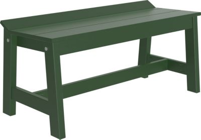 Amish Outdoors Luxcraft 41 Cafe Dining Bench