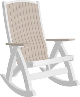 Amish Outdoors Grandpa Comfort Rocker