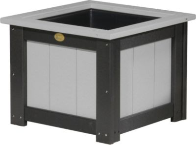 Amish Outdoors Planter 24-Inch Square Planter