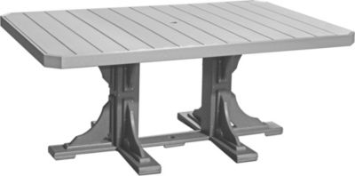 Amish Outdoors 4X6 Rectangle Table Rectangle Dining Table?