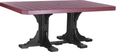 Amish Outdoors 4X6 Rectangular Table 4X6 Dining Table
