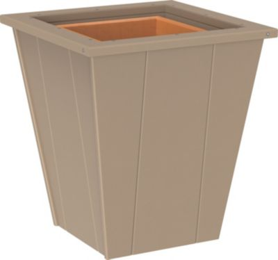 Amish Outdoors 18 Weatherwood Planter
