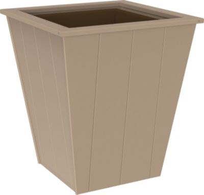 Amish Outdoors 26 Weatherwood Planter